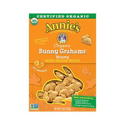 Annie's® Homegrown Organic Honey Bunny Grahams