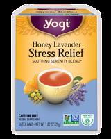Yogi Tea Honey Lavender Stress Relief