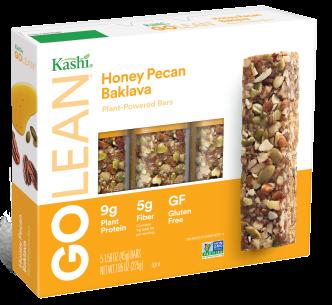 Kashi® GOLEAN Honey Pecan Baklava Plant-Powered Bar