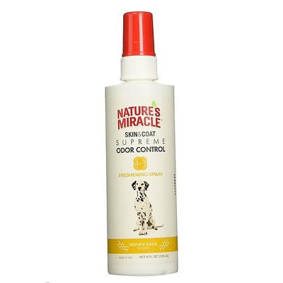 Nature's Miracle® Honey Sage Scented Dog Freshening Spray