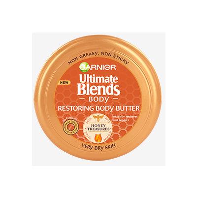 Garnier Ultimate Blends Body Honey Treasures Restoring Body Butter