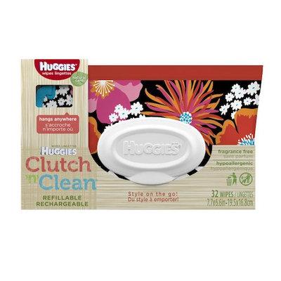 Huggies® Natural Care Clutch 'N' Clean Baby Wipes