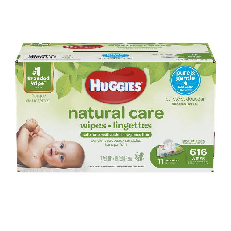 Huggies 174 Natural Care 174 Wipes Reviews 2019