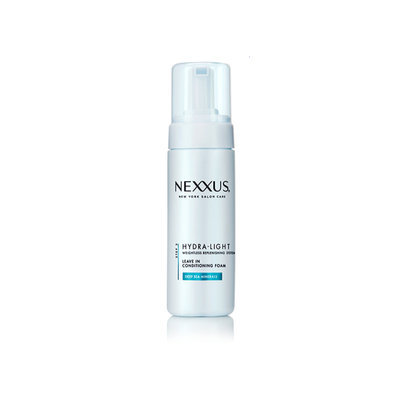 Nexxus Hydra-Light Leave-In Conditioning Foam