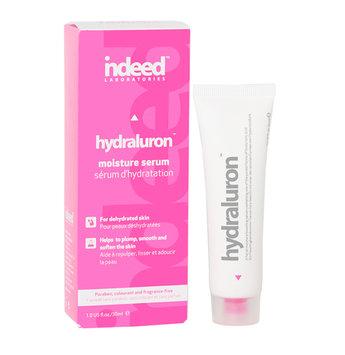 indeed Laboratories hydraluron moisture boosting facial serum