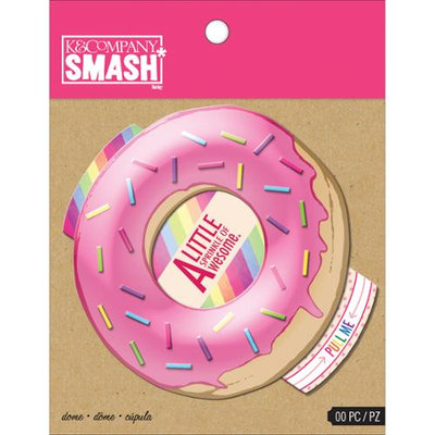Eksuccess Brands SMASH Donut Dome