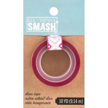 Eksuccess Brands Heart Clear SMASH Tape