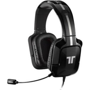 Tritton 720+ 7.1 Surround Headset For Xbox 360 And Playstation3 - Black - Surround - Black - USB - Wired - 25 Hz - 22 Khz - Over-the-head - Binaural - Circumaural - 12 Ft Cable (tri90203n002-02-1)