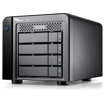 Promise Technology Pegasus2 RAID Thunderbolt2 4TB