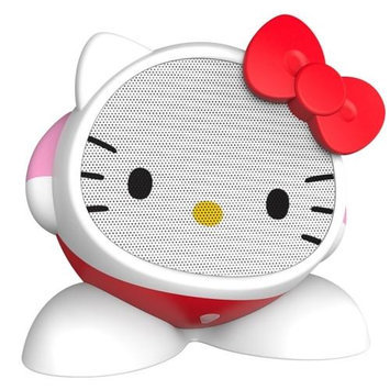 Toys 'r' Us Hello Kitty Rechargeable Character Speaker
