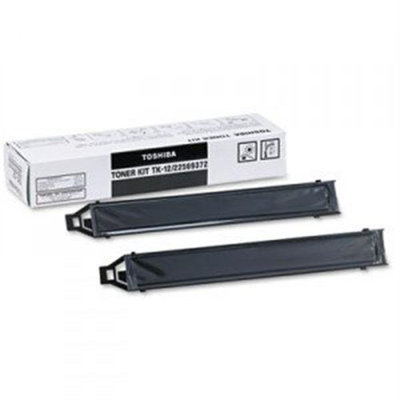 Toshiba Toner Cartridge for TF501/505/601 Black TK12