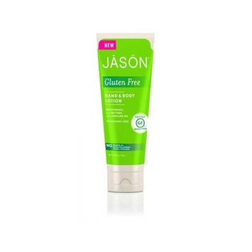 Jason Gluten Free Hand & Body Lotion Fragrance Free 8 fl oz