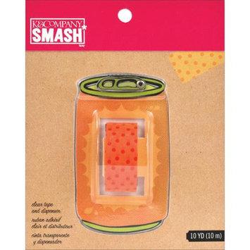 Eksuccess Brands SMASH Tape Dispenser-Soda
