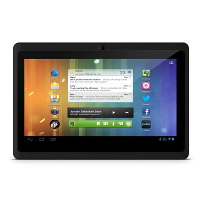 Ematic 7 Google Android 4.1 Tablet with 4GB Memory & Front Facing Camera