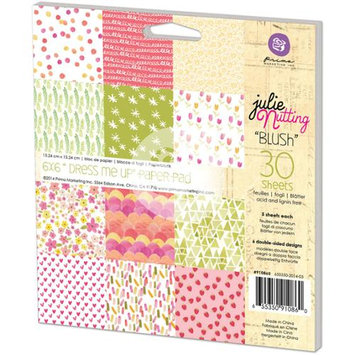 Prima Marketing Julie Nutting Double-Sided Paper Pad 6