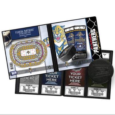 That's My Ticket NHL Ticket Album 8-1/4