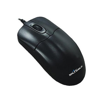 Seal Shield Corporation Seal Shield STM042 Silver Storm USB Mouse