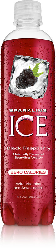 Sparkling ICE Waters - Black Raspberry