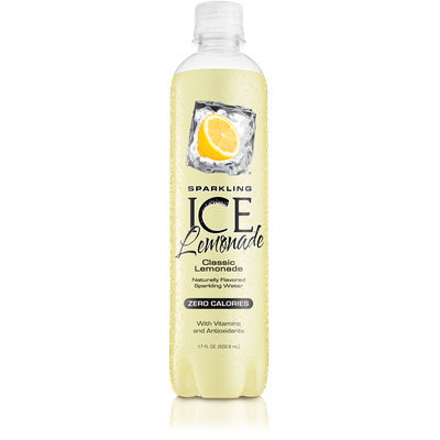 Sparkling ICE Lemonades - Classic Lemonade