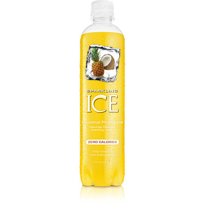 Sparkling ICE Waters - Coconut Pineapple
