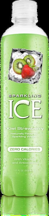 Sparkling ICE Waters - Kiwi Strawberry