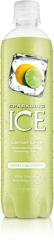 Sparkling ICE Waters - Lemon Lime