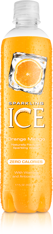 Sparkling ICE Waters - Orange Mango