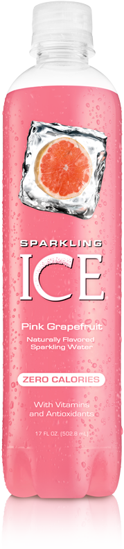 Sparkling ICE Waters - Pink Grapefruit