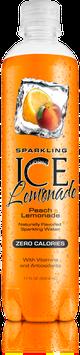 Sparkling ICE Lemonades - Peach