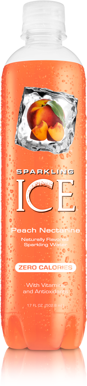 Sparkling ICE Waters - Peach Nectarine