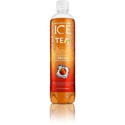 Sparkling ICED Teas - Peach