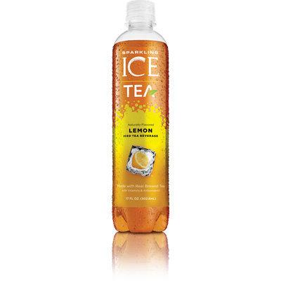 Sparkling ICED Teas - Lemon