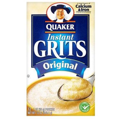Quaker® Instant Grits Original Flavor