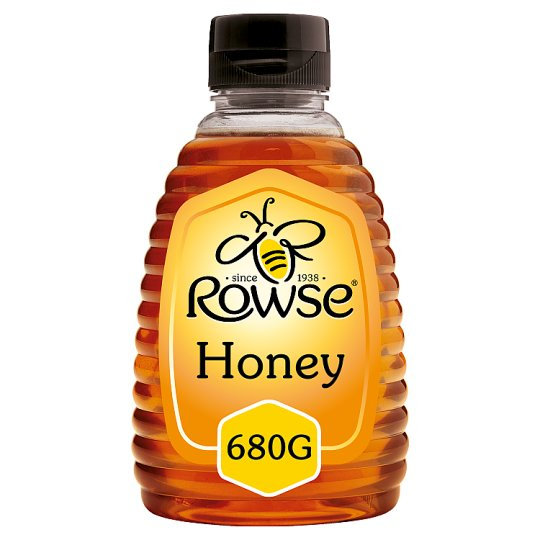Rowse® Squeezable Clear Honey