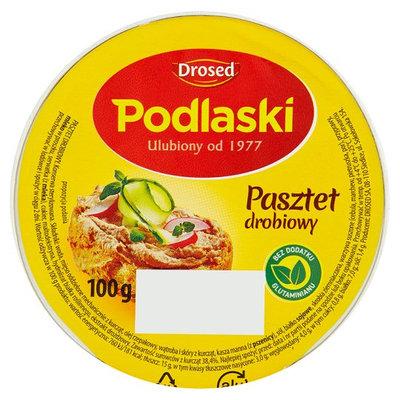 Drosed Podlaski Chicken Pate