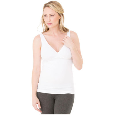 Ingrid & Isabel Ingrid & Isabel Seamless Crossover Nursing Cami