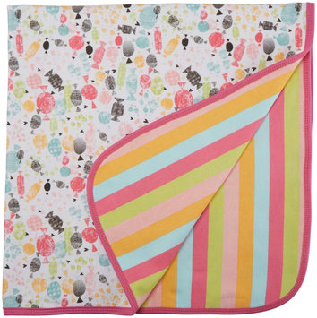 Magnificent Baby Sweet Treats Reversible Blanket - Pink - 1 ct.