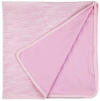 Magnificent Baby 'Birch' Reversible Blanket (Baby) - Pink - 1 ct.