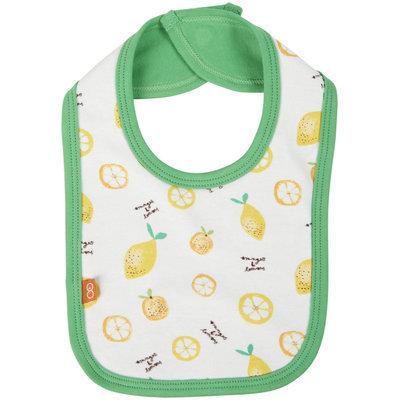 Magnificent Baby Reversbile Bib - Oranges & Lemons - 1 ct.