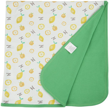 Magnificent Baby Oranges & Lemons Reversible Blanket - Yellow - 1 ct.