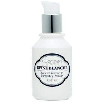 L'Occitane Reine Blanche Illuminating UV Shield With SPF 50