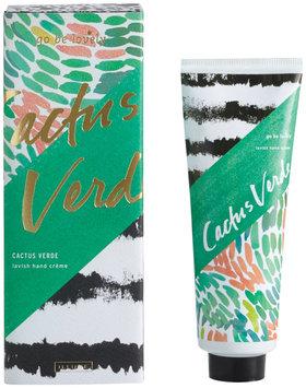 Illume Cactus Verde Hand Creme