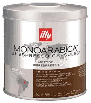 ILLY iper Espresso Capsule Brazil 21 Count 7472