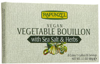 Rapunzel Organic Vegetable Bouillon - Herbs - 3.1 oz