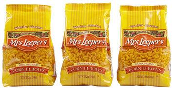 Mrs Leepers Mrs. Leeper's Corn Elbows Organic Pasta - 3 pk.