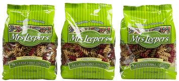 Mrs Leepers Mrs. Leeper's Rice Vegetable Twists Organic Pasta - 3 pk.