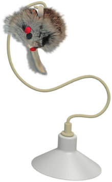 Innovation Pet Kitty Connection Large Toy -Single Fur Mouse