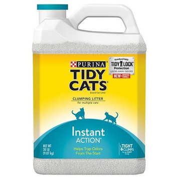 Tidy Cats Clumping Lightweight Instant Action Cat Litter