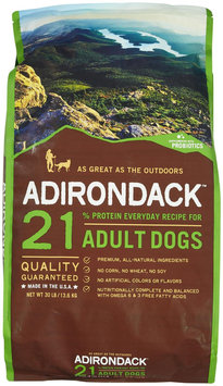 Adirondack 21 Everyday Recipe For Adult Dogs - Pork