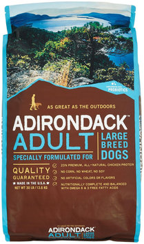 Adirondack Large Breed Dog - Chicken